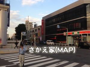 さかえ家MAP